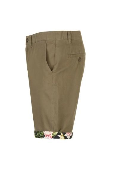Pantaloni scurti Pierre Cardin 47005170 Kaki