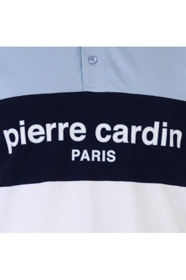 Tricou polo Pierre Cardin 54253919 Albastru