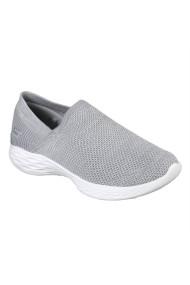 Pantofi sport Skechers 27577202 Gri - els