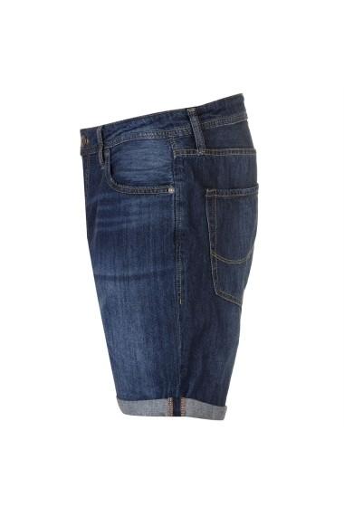 Pantaloni scurti Jack and Jones 64503171 Albastru