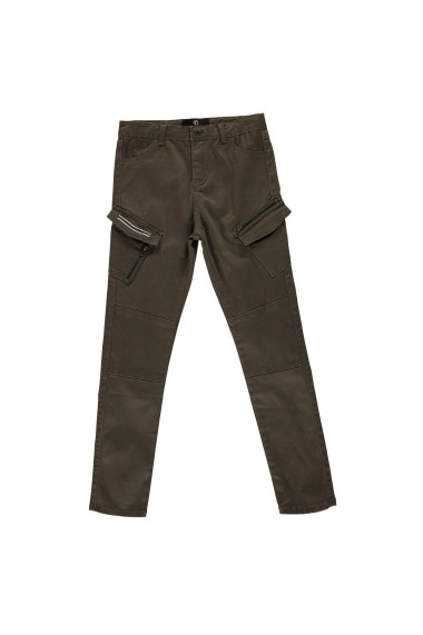 Pantaloni Firetrap 61038716 Kaki