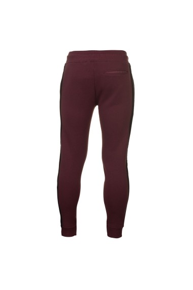 Pantaloni sport Fabric 48802909 Bordo