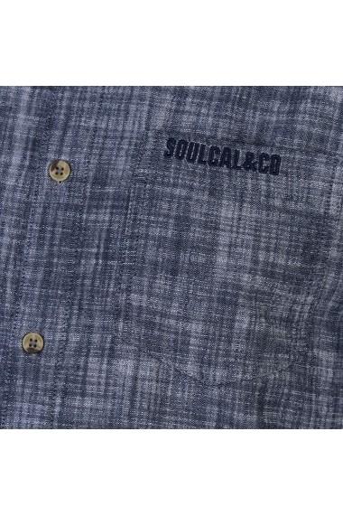 Camasa SoulCal 55840590 Albastru