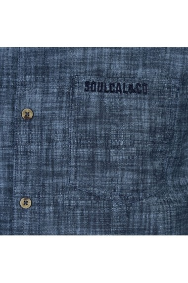 Camasa SoulCal 55840591 Albastru