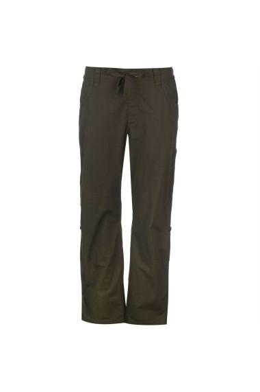 Pantaloni sport Full Circle 57807069 Kaki