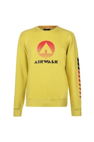 Bluza Airwalk 52269713 Galben