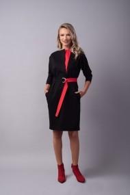 Rochie Couture de Marie 0008068 Tilly Negru