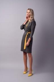 Rochie Couture de Marie 0008069 Louise Gri