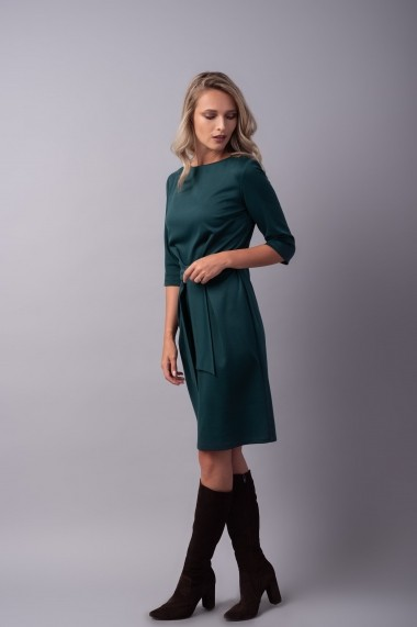 Rochie Couture de Marie 0008063 Alyssa Verde