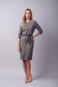 Rochie Couture de Marie 0008067 Aliya Gri