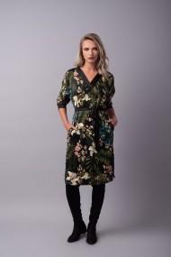 Rochie Couture de Marie 0008077 Amelia Floral
