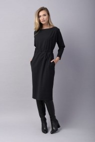 Rochie Couture de Marie 0008014 WONDER Neagra