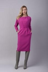 Rochie Couture de Marie 0008015 Fucsia