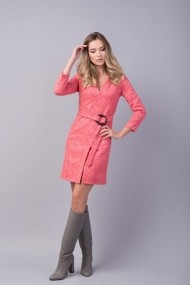 Rochie Couture de Marie 0008024 JOY Roz
