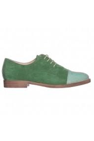 Pantofi Margarete Luisa Fiore LFD-MARGARETE-06 verde
