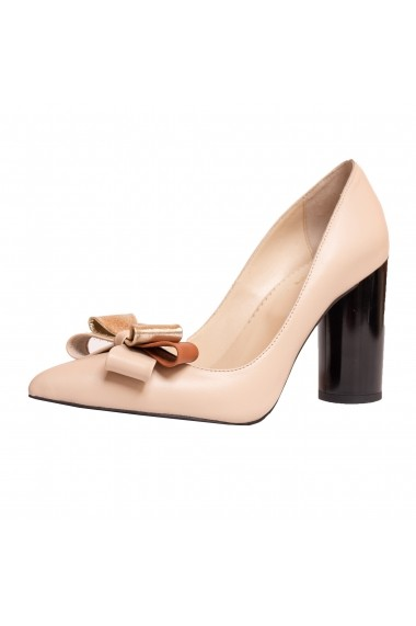 Pantofi Luisa Fiore LFD-GAROFANO-04 Nude