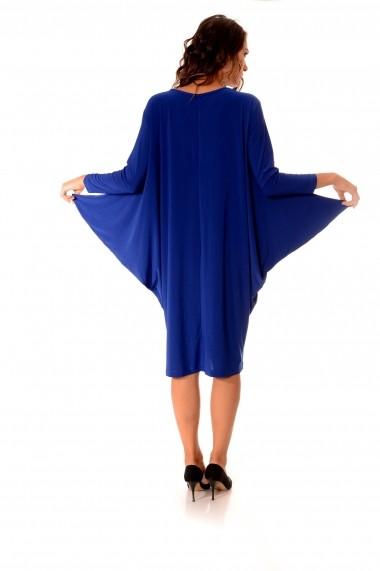 Rochie de zi Adele 162 Albastru - els