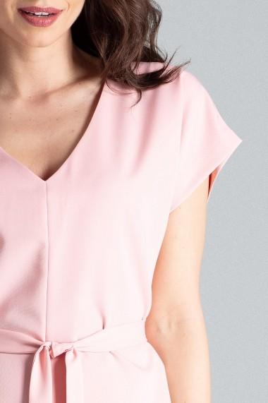 Rochie de zi Lenitif L032 Roz