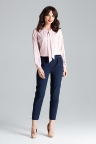 Pantaloni Lenitif L028 Bleumarin