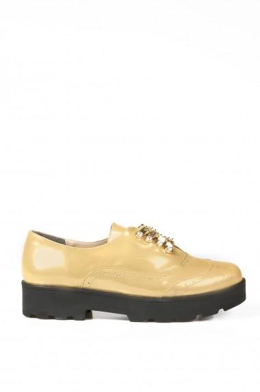 Pantofi Rovigo 562951 auriu