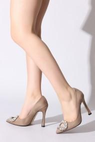 Pantofi cu toc Rovigo 386704 maro
