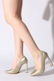 Pantofi cu toc Rovigo 386740 auriu