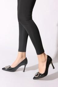 Pantofi cu toc Rovigo 386803 negru
