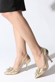 Pantofi cu toc Rovigo 389803 bej
