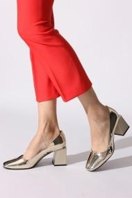 Pantofi cu toc Rovigo 1046349 auriu