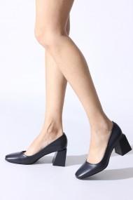 Pantofi cu toc Rovigo 1046349 bleumarin