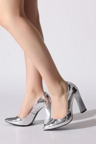 Pantofi cu toc Rovigo 20143256 argintiu