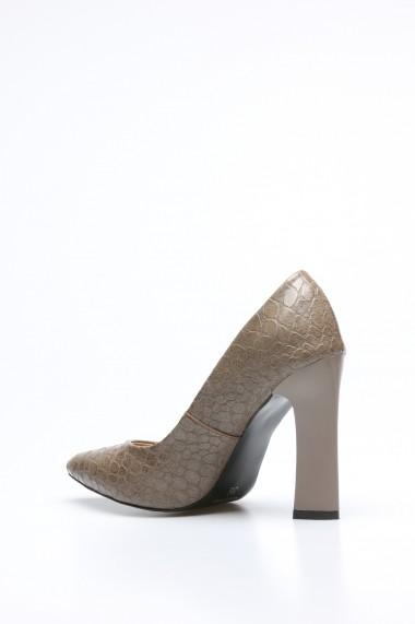 Pantofi cu toc Rovigo 20143256 maro