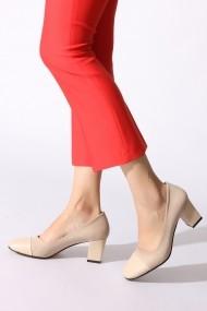 Pantofi cu toc Rovigo 546990 nude
