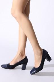 Pantofi cu toc Rovigo 546990 bleumarin