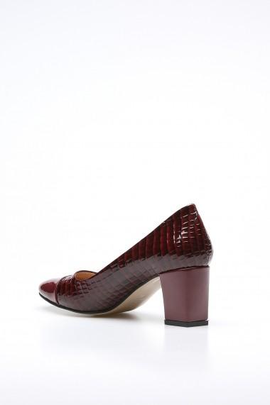 Pantofi cu toc Rovigo 546990 bordo