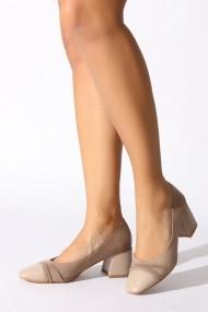 Pantofi cu toc Rovigo 5631147 maro