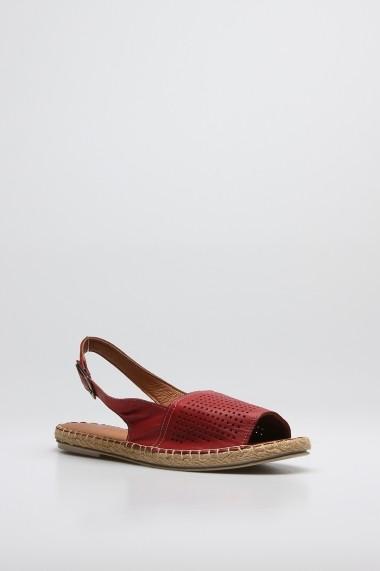 Sandale plate Rovigo 6971647 bordo