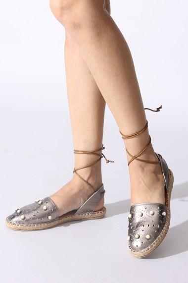 Sandale plate Rovigo 6971676 gri