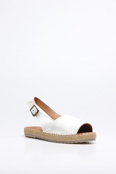 Sandale plate Rovigo 6977660 alb