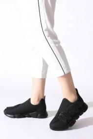 Pantofi sport casual Rovigo 84179 negru