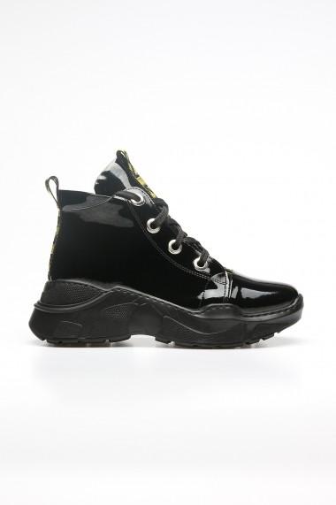 Pantofi sport casual Rovigo 8101 negru