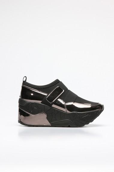 Pantofi sport casual Rovigo 218200 argintiu