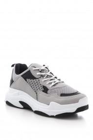 Pantofi sport Tonny Black BLS-Q-2 Gri