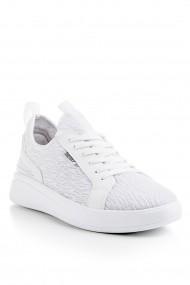 Pantofi sport Tonny Black 1442-0 Alb