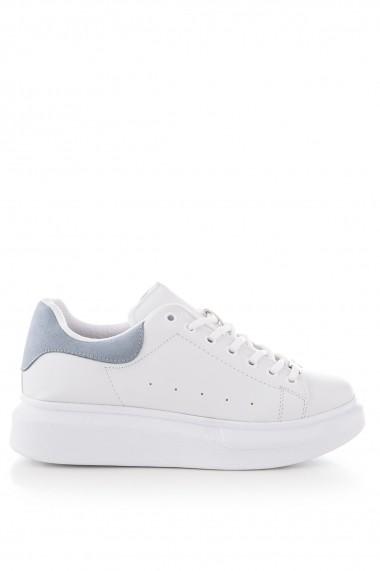 Pantofi sport Tonny Black ALX-1 Alb