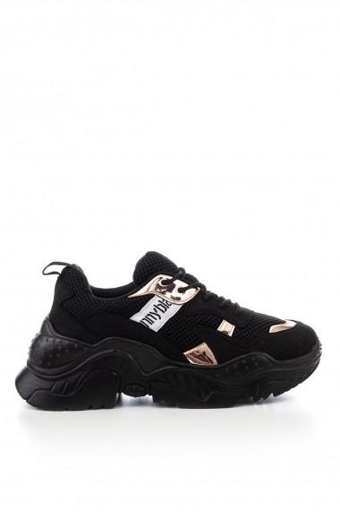 Pantofi sport Tonny Black SRT-1 Negru - els
