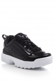 Tonny Black Sneaker cipő OYO-TBALF-1-BLACK Fekete