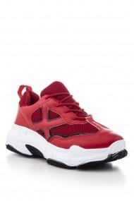 Pantofi sport Tonny Black XOI-1 Rosu