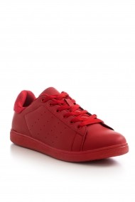 Pantofi sport casual Tonny Black TBSTN-0 Rosu