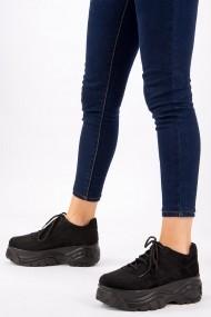 Pantofi sport Fox Shoes H267014202 negru